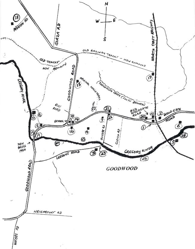 01 - Historical Goodwood Map